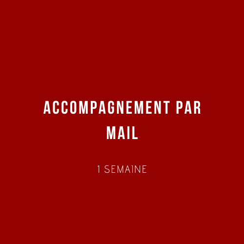 Accompagnement mail