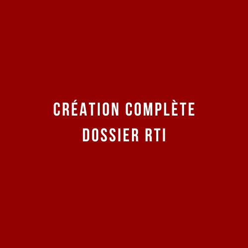 Dossier RTI