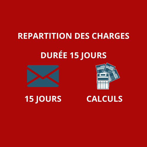REPARTITION DES CHARGES AMENAGEMENT FOURGON VASP